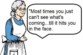 Aunt Sadie - Hit you in the Face